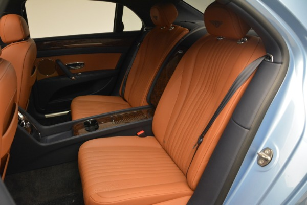 New 2018 Bentley Flying Spur V8 for sale Sold at Aston Martin of Greenwich in Greenwich CT 06830 19