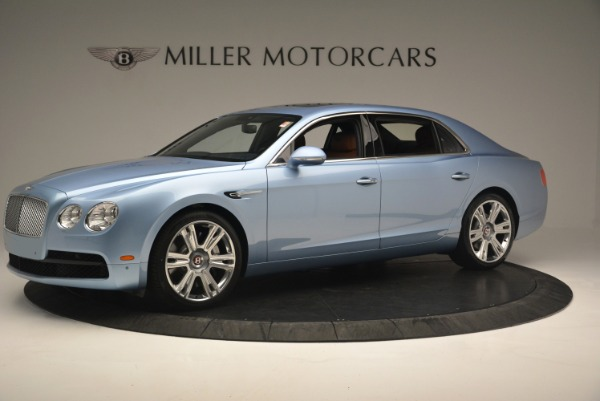 New 2018 Bentley Flying Spur V8 for sale Sold at Aston Martin of Greenwich in Greenwich CT 06830 2