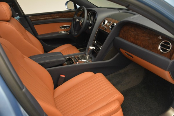 New 2018 Bentley Flying Spur V8 for sale Sold at Aston Martin of Greenwich in Greenwich CT 06830 22