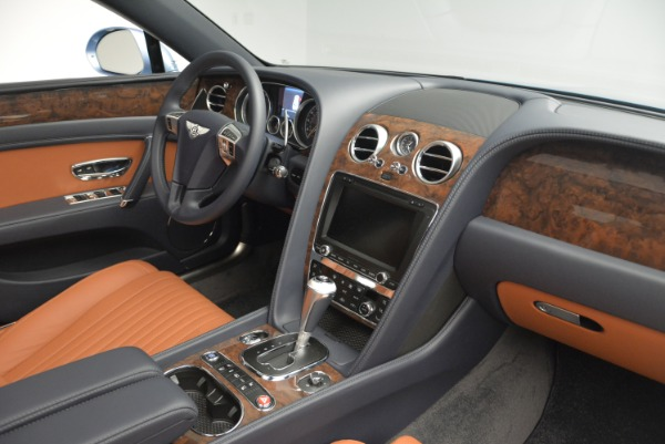 New 2018 Bentley Flying Spur V8 for sale Sold at Aston Martin of Greenwich in Greenwich CT 06830 24