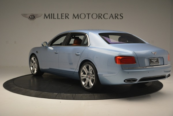 New 2018 Bentley Flying Spur V8 for sale Sold at Aston Martin of Greenwich in Greenwich CT 06830 5