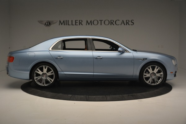 New 2018 Bentley Flying Spur V8 for sale Sold at Aston Martin of Greenwich in Greenwich CT 06830 9