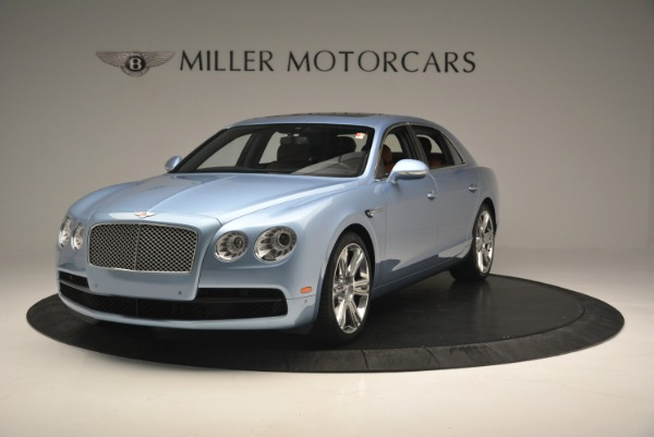 New 2018 Bentley Flying Spur V8 for sale Sold at Aston Martin of Greenwich in Greenwich CT 06830 1