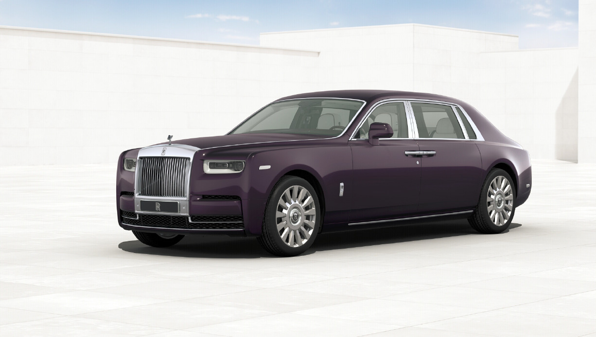 New 2018 Rolls-Royce Phantom EWB for sale Sold at Aston Martin of Greenwich in Greenwich CT 06830 1