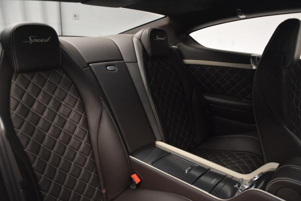 Used 2016 Bentley Continental GT Speed for sale Sold at Aston Martin of Greenwich in Greenwich CT 06830 19