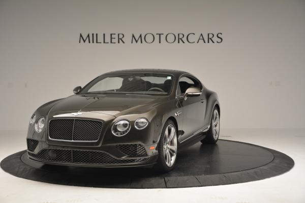 Used 2016 Bentley Continental GT Speed for sale Sold at Aston Martin of Greenwich in Greenwich CT 06830 1