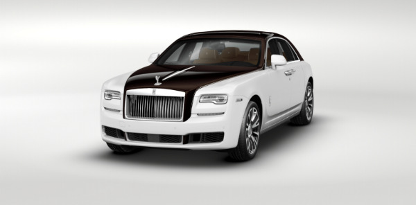 New 2018 Rolls-Royce Ghost for sale Sold at Aston Martin of Greenwich in Greenwich CT 06830 1