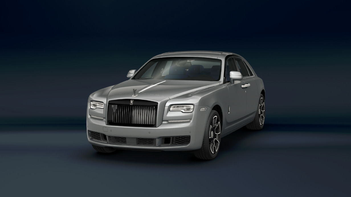 New 2018 Rolls-Royce Ghost Black Badge for sale Sold at Aston Martin of Greenwich in Greenwich CT 06830 1