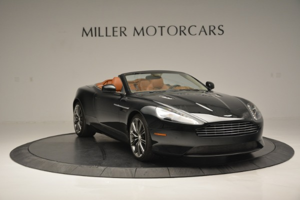 Used 2012 Aston Martin Virage Volante for sale Sold at Aston Martin of Greenwich in Greenwich CT 06830 11