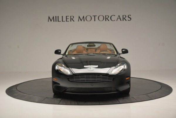 Used 2012 Aston Martin Virage Volante for sale Sold at Aston Martin of Greenwich in Greenwich CT 06830 12