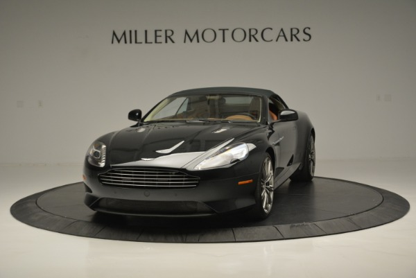 Used 2012 Aston Martin Virage Volante for sale Sold at Aston Martin of Greenwich in Greenwich CT 06830 13