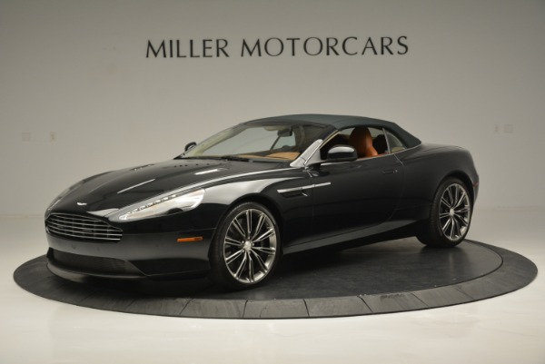 Used 2012 Aston Martin Virage Volante for sale Sold at Aston Martin of Greenwich in Greenwich CT 06830 14
