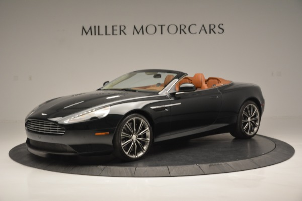 Used 2012 Aston Martin Virage Volante for sale Sold at Aston Martin of Greenwich in Greenwich CT 06830 2