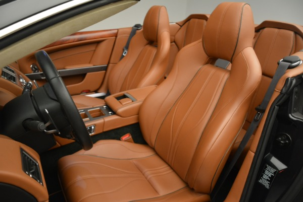 Used 2012 Aston Martin Virage Volante for sale Sold at Aston Martin of Greenwich in Greenwich CT 06830 21