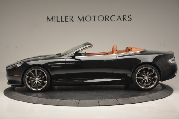 Used 2012 Aston Martin Virage Volante for sale Sold at Aston Martin of Greenwich in Greenwich CT 06830 3
