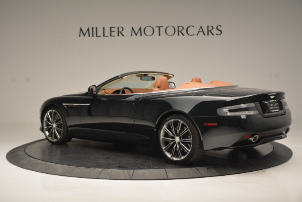 Used 2012 Aston Martin Virage Volante for sale Sold at Aston Martin of Greenwich in Greenwich CT 06830 4