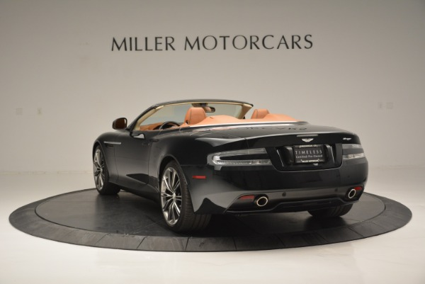 Used 2012 Aston Martin Virage Volante for sale Sold at Aston Martin of Greenwich in Greenwich CT 06830 5