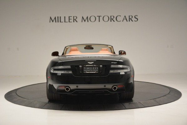 Used 2012 Aston Martin Virage Volante for sale Sold at Aston Martin of Greenwich in Greenwich CT 06830 6