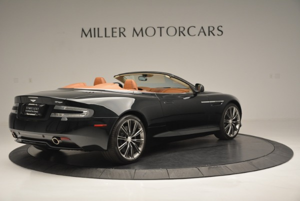 Used 2012 Aston Martin Virage Volante for sale Sold at Aston Martin of Greenwich in Greenwich CT 06830 8
