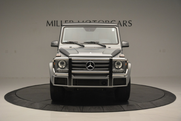 Used 2016 Mercedes-Benz G-Class G 550 for sale Sold at Aston Martin of Greenwich in Greenwich CT 06830 12