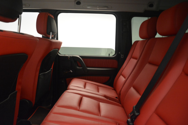 Used 2016 Mercedes-Benz G-Class G 550 for sale Sold at Aston Martin of Greenwich in Greenwich CT 06830 24