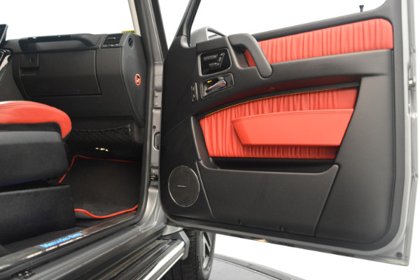 Used 2016 Mercedes-Benz G-Class G 550 for sale Sold at Aston Martin of Greenwich in Greenwich CT 06830 25