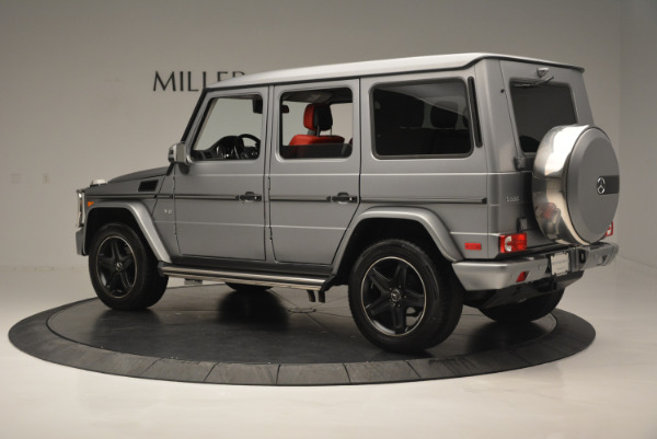 Used 2016 Mercedes-Benz G-Class G 550 for sale Sold at Aston Martin of Greenwich in Greenwich CT 06830 4