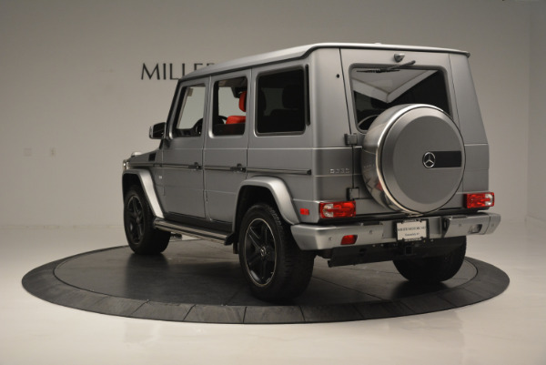 Used 2016 Mercedes-Benz G-Class G 550 for sale Sold at Aston Martin of Greenwich in Greenwich CT 06830 5