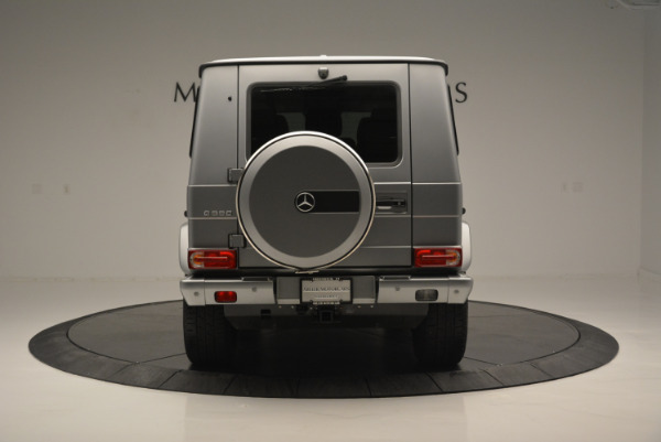 Used 2016 Mercedes-Benz G-Class G 550 for sale Sold at Aston Martin of Greenwich in Greenwich CT 06830 6