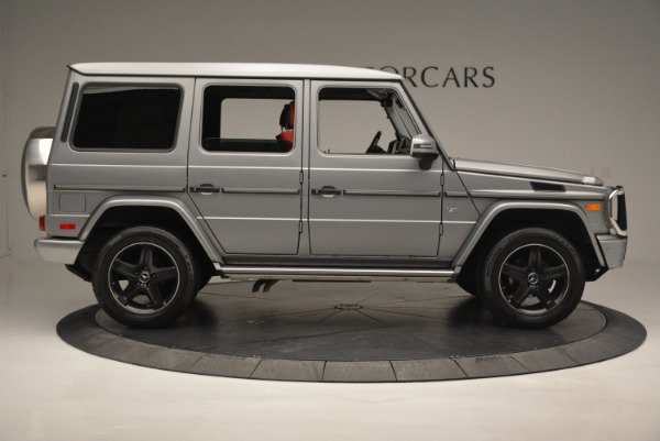 Used 2016 Mercedes-Benz G-Class G 550 for sale Sold at Aston Martin of Greenwich in Greenwich CT 06830 9