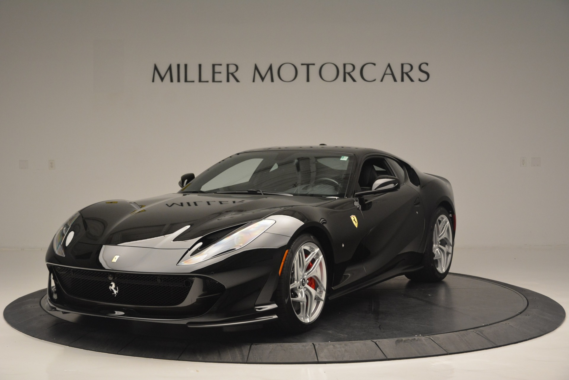 Used 2018 Ferrari 812 Superfast for sale $339,900 at Aston Martin of Greenwich in Greenwich CT 06830 1