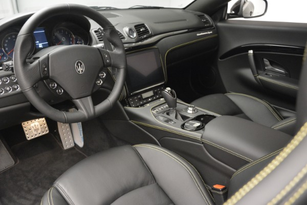New 2018 Maserati GranTurismo Sport for sale Sold at Aston Martin of Greenwich in Greenwich CT 06830 13