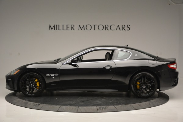 New 2018 Maserati GranTurismo Sport for sale Sold at Aston Martin of Greenwich in Greenwich CT 06830 3