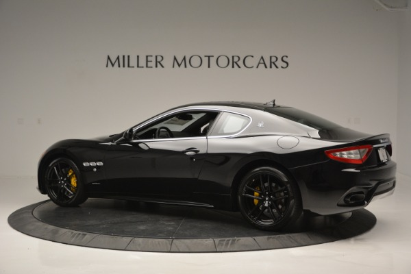 New 2018 Maserati GranTurismo Sport for sale Sold at Aston Martin of Greenwich in Greenwich CT 06830 4