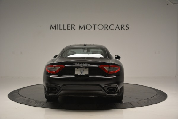 New 2018 Maserati GranTurismo Sport for sale Sold at Aston Martin of Greenwich in Greenwich CT 06830 6