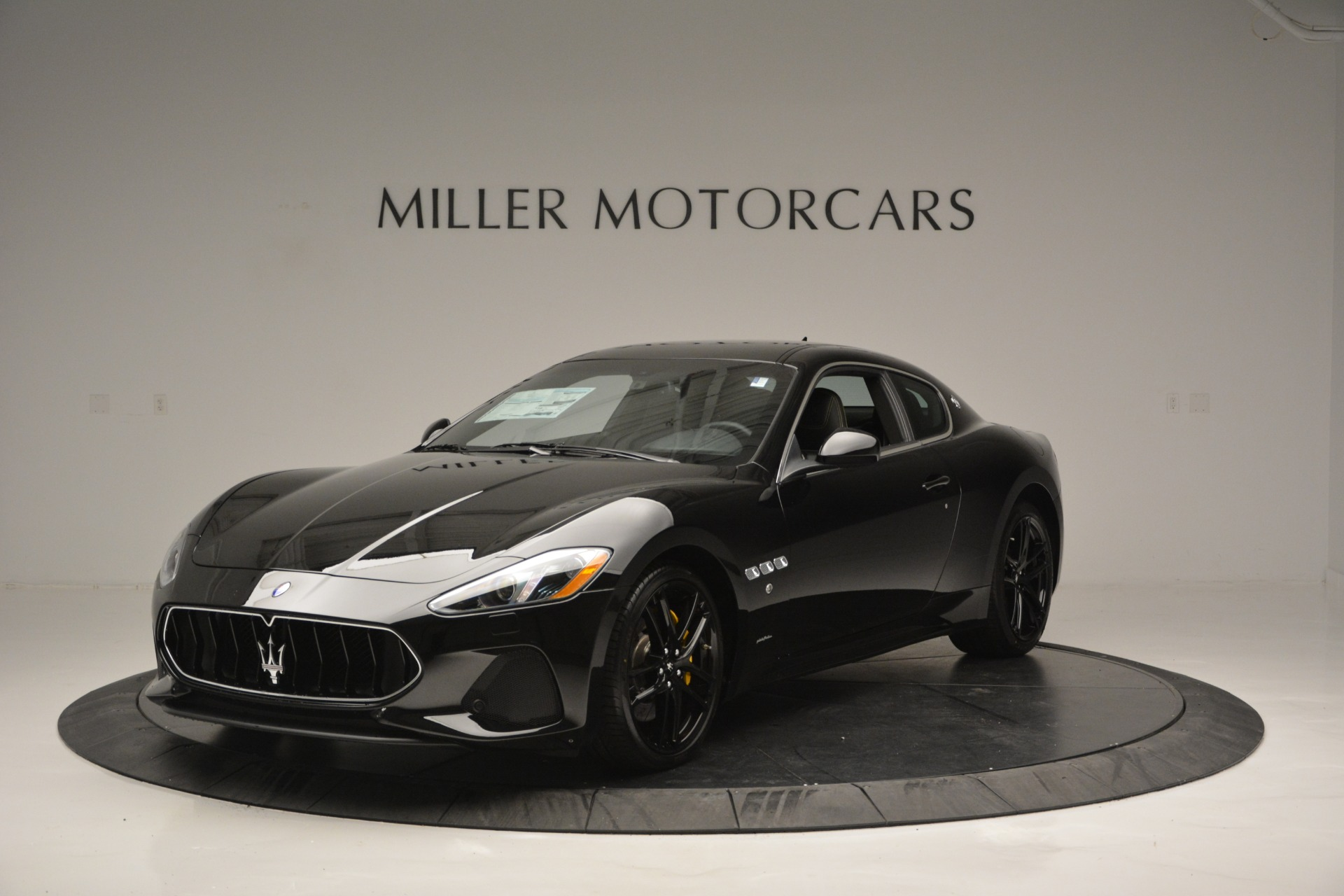 New 2018 Maserati GranTurismo Sport for sale Sold at Aston Martin of Greenwich in Greenwich CT 06830 1