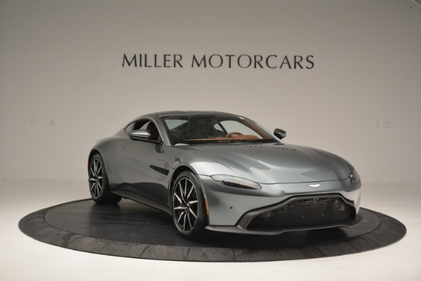 New 2019 Aston Martin Vantage Coupe for sale Sold at Aston Martin of Greenwich in Greenwich CT 06830 11
