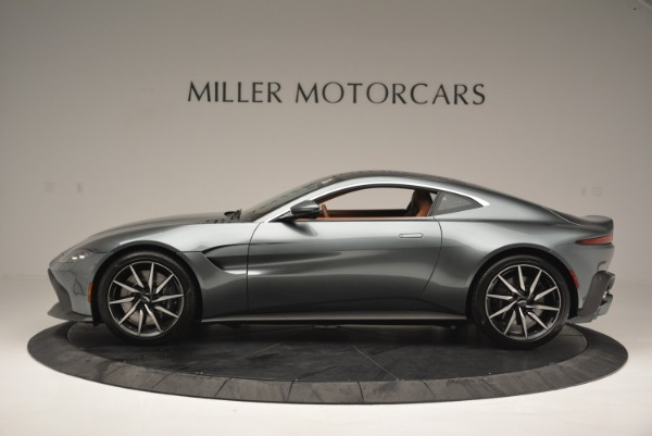 New 2019 Aston Martin Vantage Coupe for sale Sold at Aston Martin of Greenwich in Greenwich CT 06830 3