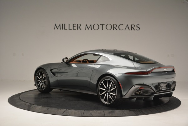 New 2019 Aston Martin Vantage Coupe for sale Sold at Aston Martin of Greenwich in Greenwich CT 06830 4