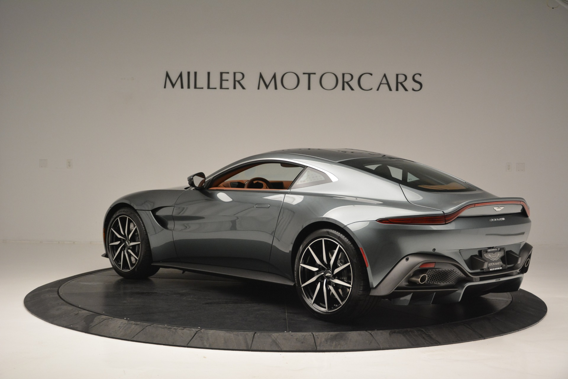 New 2019 Aston Martin Vantage Coupe For Sale Special Pricing Aston Martin Of Greenwich Stock A1316