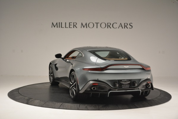 New 2019 Aston Martin Vantage Coupe for sale Sold at Aston Martin of Greenwich in Greenwich CT 06830 5