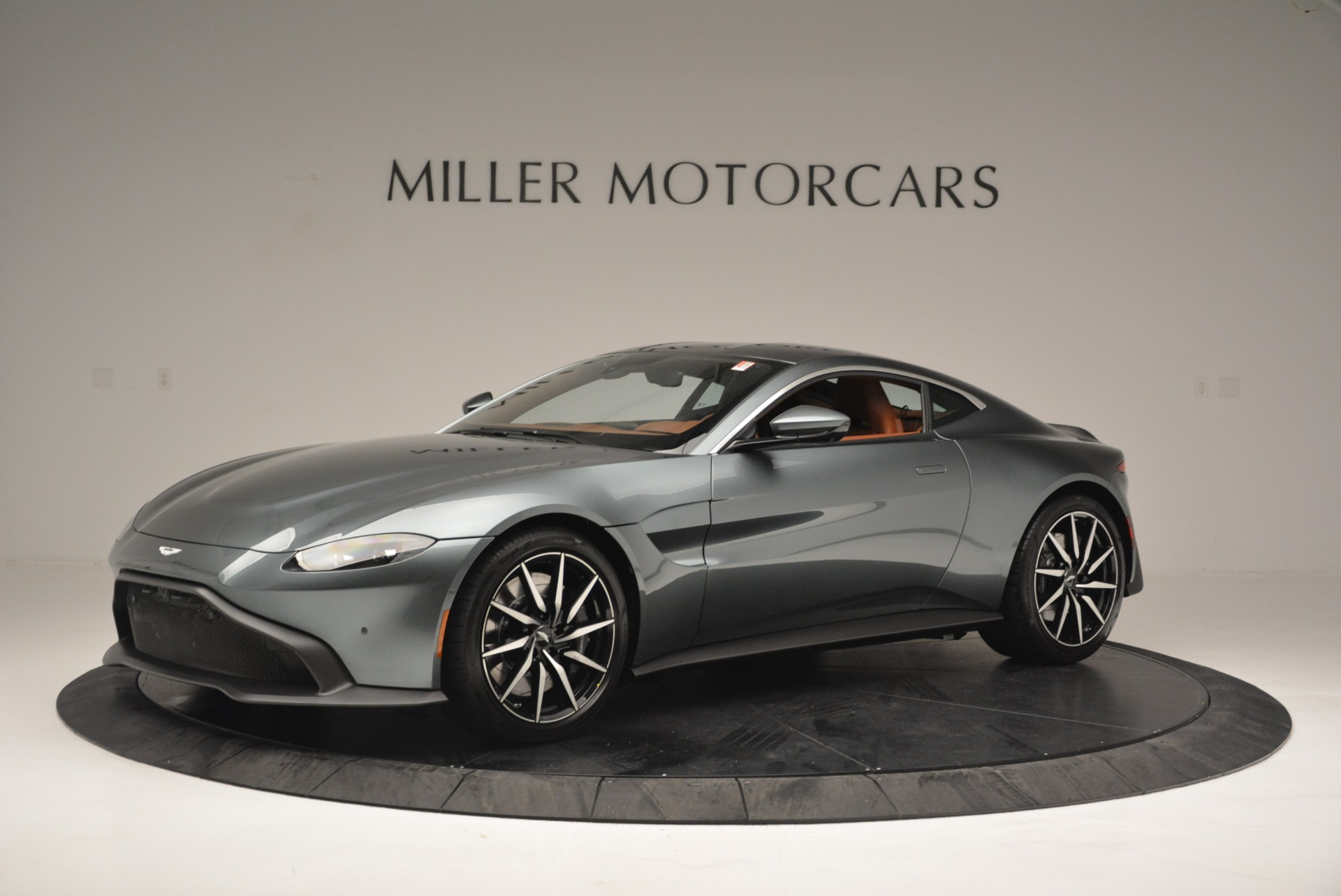 New 2019 Aston Martin Vantage Coupe for sale Sold at Aston Martin of Greenwich in Greenwich CT 06830 1