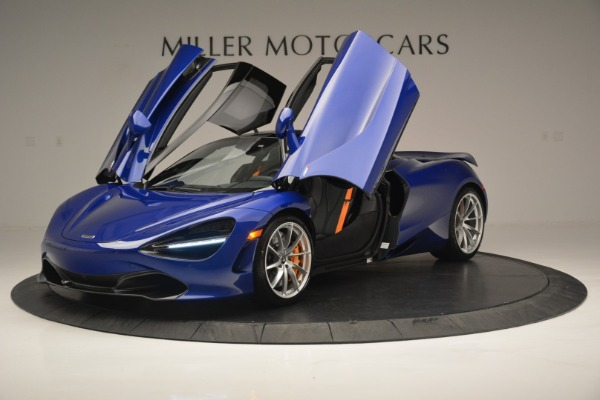 Used 2019 McLaren 720S Coupe for sale Sold at Aston Martin of Greenwich in Greenwich CT 06830 14
