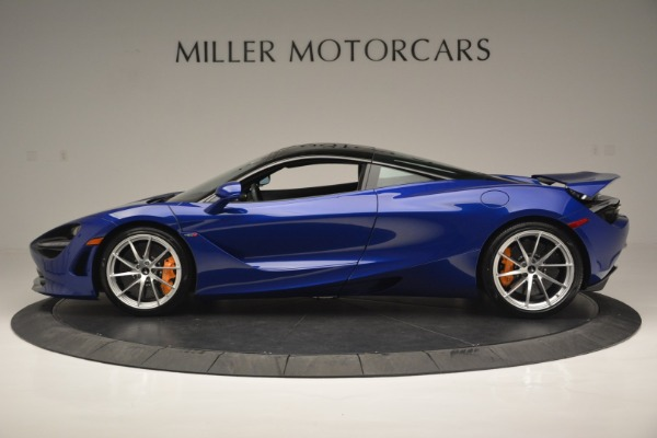 Used 2019 McLaren 720S Coupe for sale Sold at Aston Martin of Greenwich in Greenwich CT 06830 3