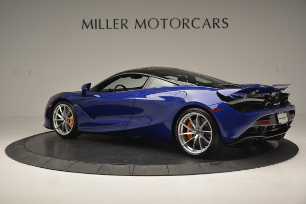 Used 2019 McLaren 720S Coupe for sale Sold at Aston Martin of Greenwich in Greenwich CT 06830 4
