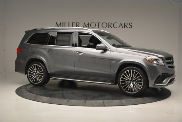 Used 2017 Mercedes-Benz GLS AMG GLS 63 for sale Sold at Aston Martin of Greenwich in Greenwich CT 06830 11