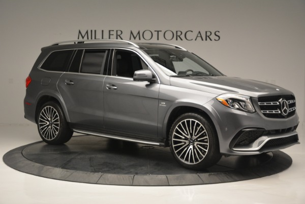 Used 2017 Mercedes-Benz GLS AMG GLS 63 for sale Sold at Aston Martin of Greenwich in Greenwich CT 06830 12
