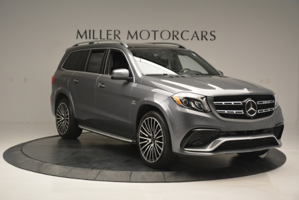 Used 2017 Mercedes-Benz GLS AMG GLS 63 for sale Sold at Aston Martin of Greenwich in Greenwich CT 06830 13