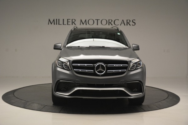 Used 2017 Mercedes-Benz GLS AMG GLS 63 for sale Sold at Aston Martin of Greenwich in Greenwich CT 06830 6