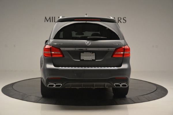 Used 2017 Mercedes-Benz GLS AMG GLS 63 for sale Sold at Aston Martin of Greenwich in Greenwich CT 06830 7